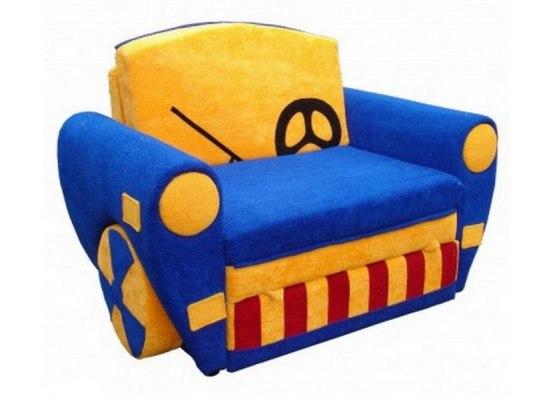 Детский раскладной диван М-Стиль Бумер 1
