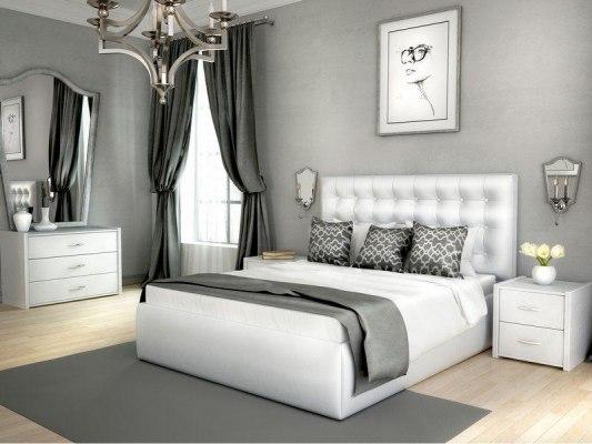 Кровать Лонакс Аврора 4