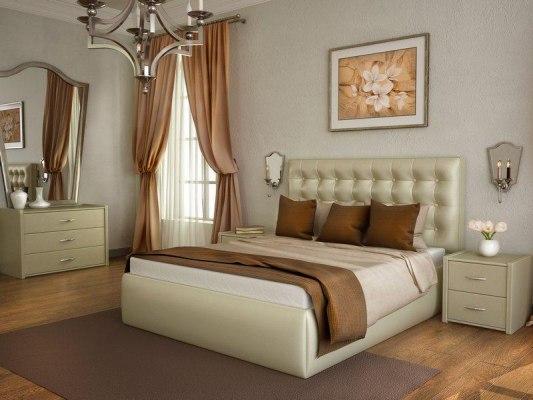 Кровать Лонакс Аврора с подъемным механизмом 3