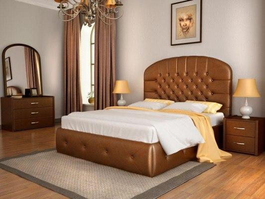 Кровать Лонакс Венеция с подъемным механизмом 1