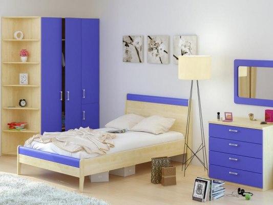 Кровать детская Teens Home 17.107 1