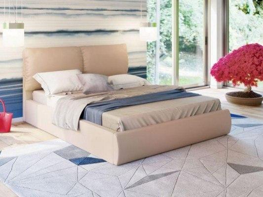 Кровать с подъемным механизмом Нижегородмебель Камилла 2