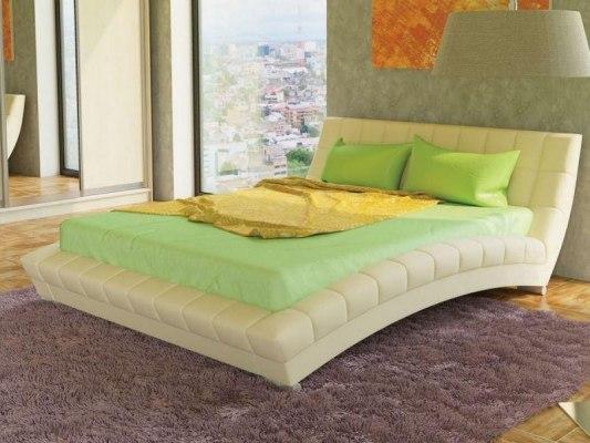 Кровать с ортопедическим основанием Нижегородмебель Оливия 1