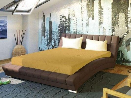 Кровать с ортопедическим основанием Нижегородмебель Оливия 2
