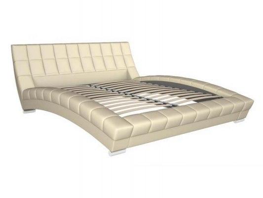 Кровать с ортопедическим основанием Нижегородмебель Оливия 3
