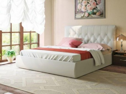Кровать с подъемным механизмом Нижегородмебель Тиффани 2