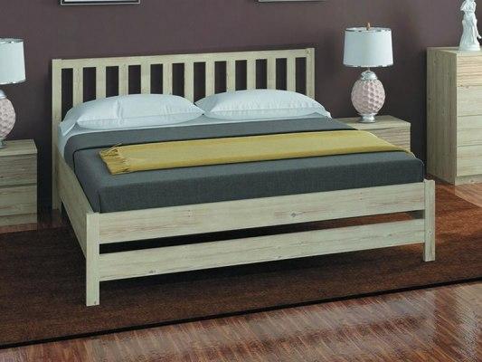 Кровать Массив Боровичи-Мебель 1