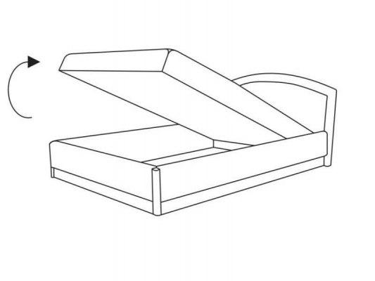 Тахта Софт Боровичи-Мебель с блоком независимых пружин 2
