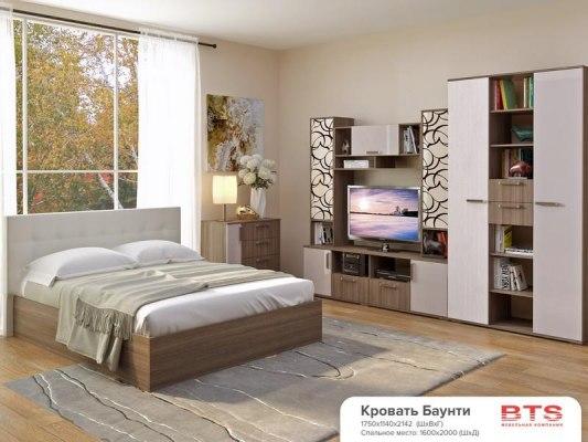Кровать BTS Баунти 2