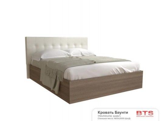 Кровать BTS Баунти с подъемным механизмом 4