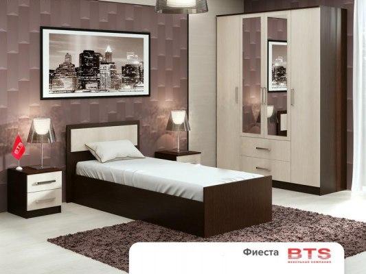 Кровать BTS Фиеста 1