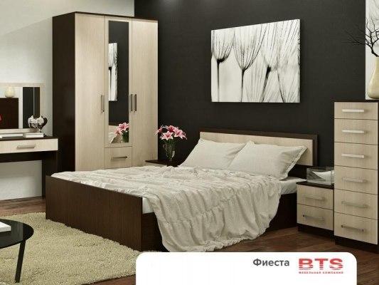 Кровать BTS Фиеста 4