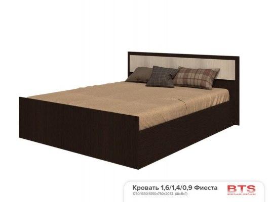 Кровать BTS Фиеста 5