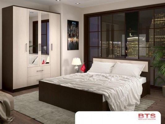 Кровать BTS Фиеста 2