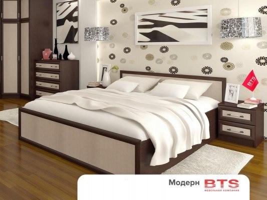 Кровать BTS Модерн 1