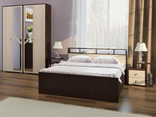 Кровать BTS Саломея 1