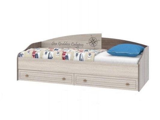 Кровать Интеди детская ИД 01.250 Калипсо 1