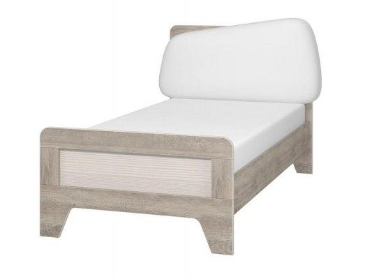 Кровать Интеди детская ИД 01.265 Тайм с мягким элементом 1