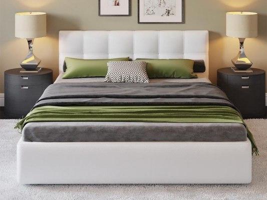 Кровать Perrino Сандра 2.0 1