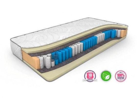 Матрас DreamLine Memory Latex Smart Zone 1