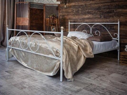 Кованная кровать Francesco Rossi Анталия 1