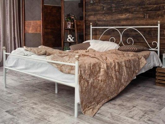 Кованная кровать Francesco Rossi Анталия ( с одной спинкой ) 1