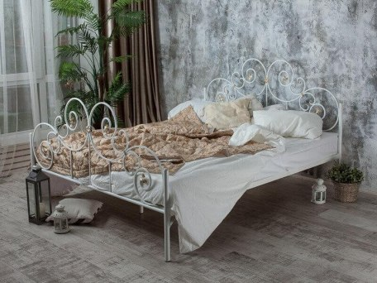Кованная кровать Francesco Rossi Афина 1
