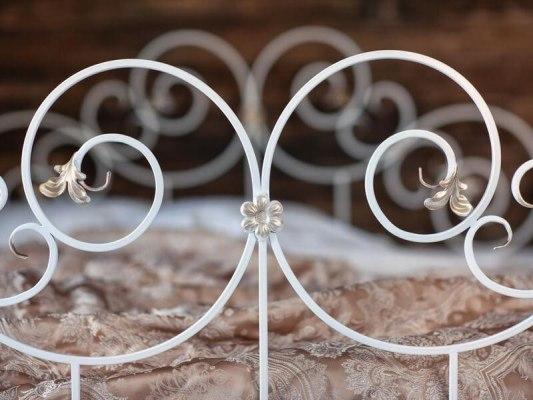 Кованная кровать Francesco Rossi Афина 2