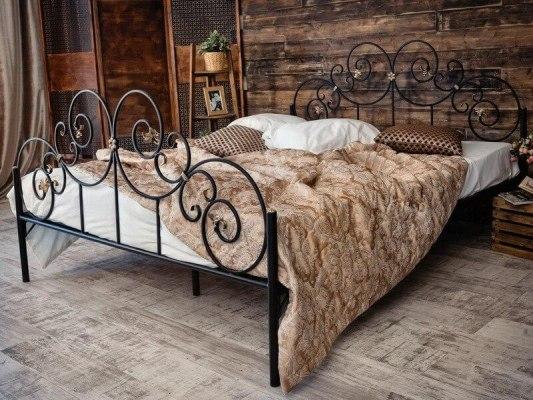 Кованная кровать Francesco Rossi Афина 3