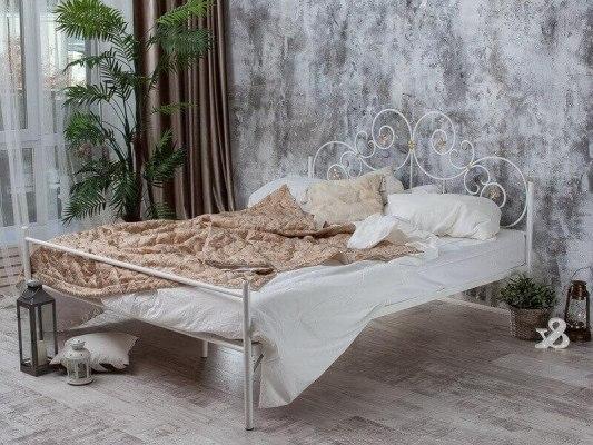 Кованная кровать Francesco Rossi Афина ( с одной спинкой ) 1