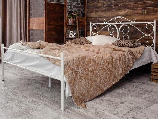 Кованная кровать Francesco Rossi Валенсия ( с одной спинкой ) 1