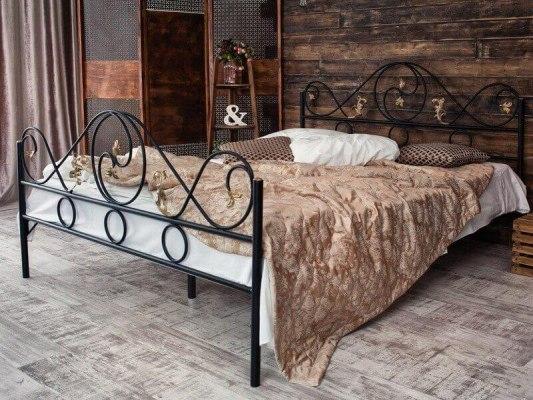 Кованная кровать Francesco Rossi Венеция 1