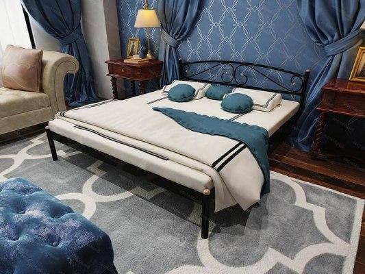 Кровать металлическая СтиллМет Оптима 1