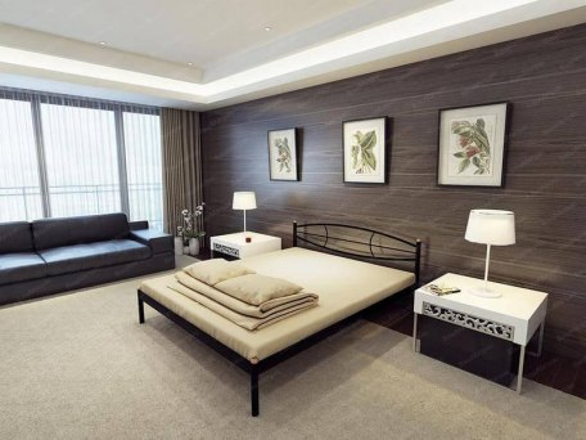 Кровать металлическая СтиллМет Аура 1