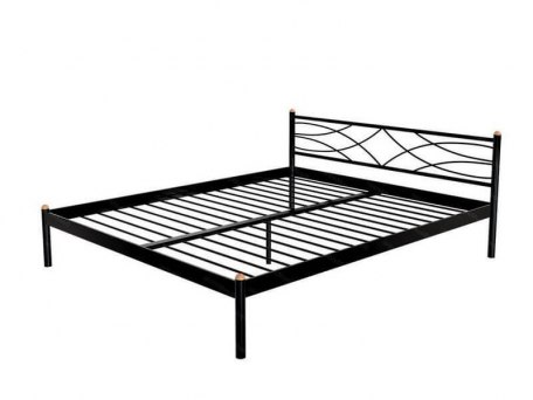 Кровать металлическая СтиллМет Экзотика 3
