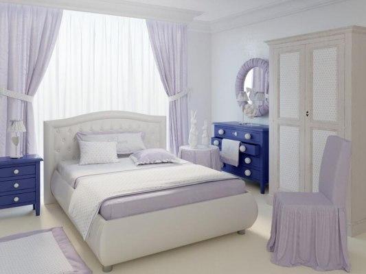 Кровать Димакс Эридан 1
