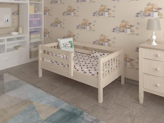 Кровать детская из массива дерева Vita Mia Крош 3