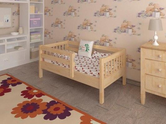 Кровать детская из массива дерева Vita Mia Крош 5