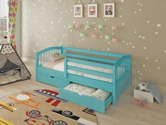 Кровать детская из массива дерева Vita Mia Нюша 2