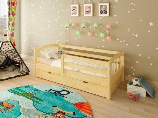 Кровать детская из массива дерева Vita Mia Нюша 3