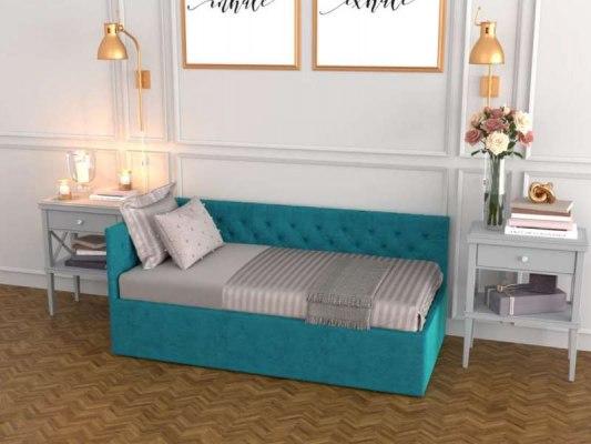 Кровать Димакс Бриони с подъемным механизмом 4