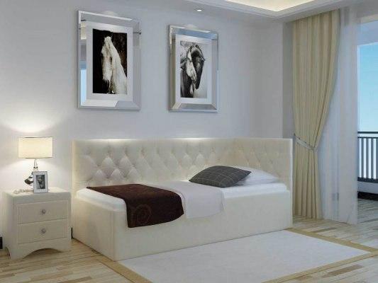 Кровать Димакс Бриони с подъемным механизмом 1
