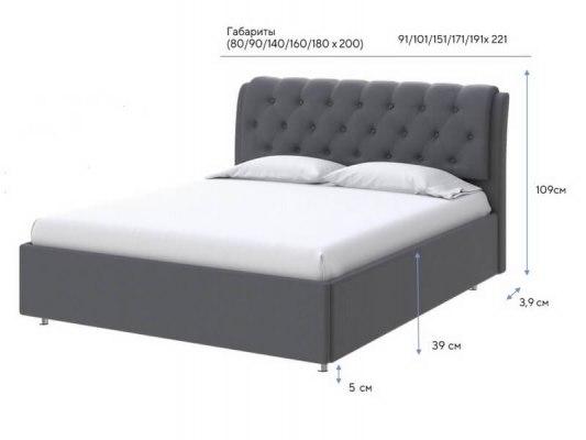 Кровать Proson Chester 2