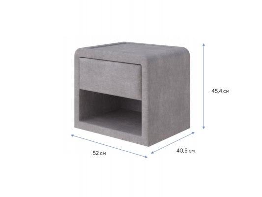 Тумба прикроватная Proson Cube 2