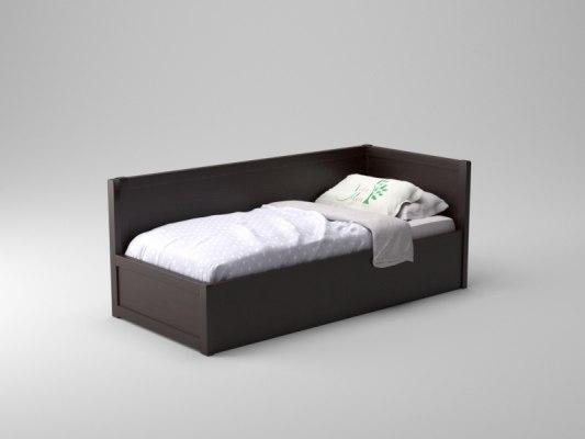 Кровать деревянная Vita Mia Domenica (Доменика) 3