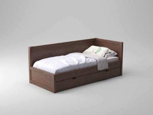 Кровать деревянная Vita Mia Domenica (Доменика) 4