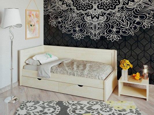 Кровать деревянная Vita Mia Domenica (Доменика) 1