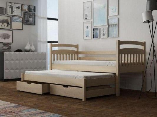 Детская деревянная кровать Vita Mia Dublin ( Дублин ) 2