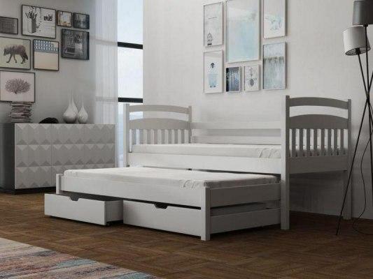 Детская деревянная кровать Vita Mia Dublin ( Дублин ) 1