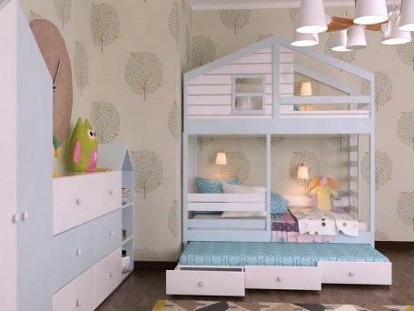 Кровать KidVillage Финляндия-5 3